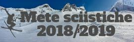 In autobus verso la tua meta sciistica 2018/2019